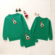 Sudadera Christmas Family Kids