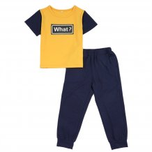 Kids Boy Print Pants Set