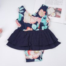 Baby Girl Floral Print Dress