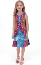 New Arrival Fashion Child Dress 22389-2