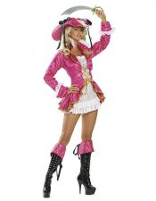 Passion Pirate Costume 10514