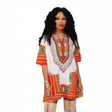 Casual Dashiki Shirts 21847