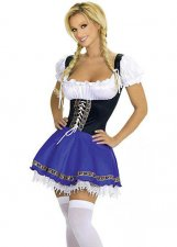 Beer Wench Costume 10144