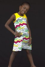 New Arrival Fashion Child Dress 22395