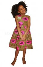 New Arrival Fashion Child Dress 22403