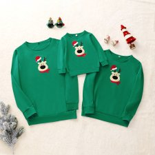 Christmas Family Mommy Sweat Shirt
