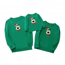 Christmas Family Daddy Sweat Shirt