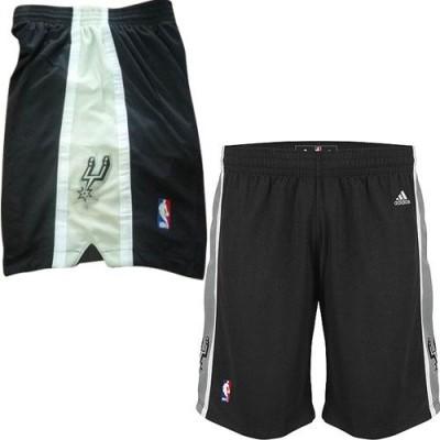 San Antonio Spurs Black NBA Shorts