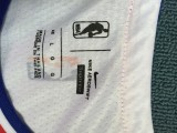 Supreme Nike/NBA Teams Authentic Jersey White