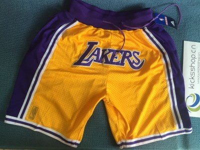 "Just Don ""Lakers"""