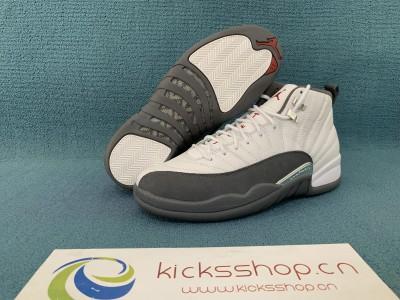 """Authentic Air Jordan 12 """"Dark Grey"""""""