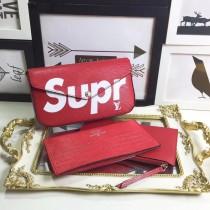 Red Supreme Bag