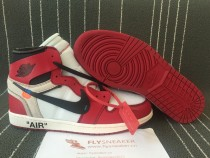 OFF-WHITE x Air Jordan 1 Chicado