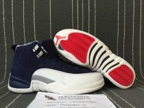 Authentic Air Jordan 12 Retro Interntation Flight
