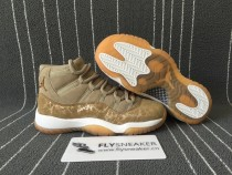 "Air Jordan 11 ""Olive Lux"""