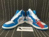 OFF-WHITE x Air Jordan 1 UNC