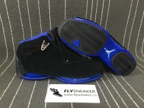 Air Jordan 18 black