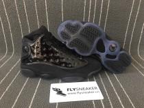 "Authentic Air Jordan 13""Cap and Gown"""