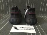 Authentoc Adidas Yeezy 350 Boost V2 Static Black Reflective