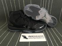 Authentic  Air Jordan 11 Retro Gamma Black