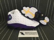 """Authentic  Air Jordan 13 """"Lakers Rivals"""""""