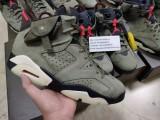 Authentic Air Jordan 6s  Travis Scott