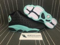 "Authentic Air Jordan 13 ""Island Green"""