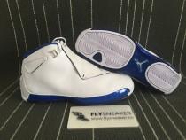 """Authentic Air Jordan 18 """"Sport Royal"""""""