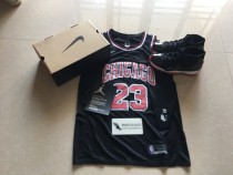 Jordan11s Bred  2019 +  CHICAGO 23  Jersey