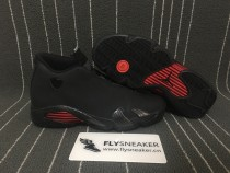 "Air Jordan14 SE ""Black Ferrari"""