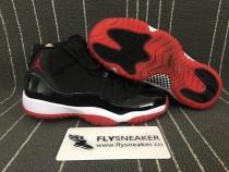 """Authentic Air Jordan 11GS """"Bred"""" 2019 nike pair"""