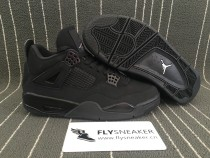 Authentic Jordan 4s Black Cat