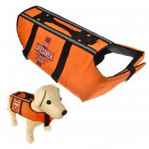 Pet Dog Cat Life Saver Life Jacket Size Large