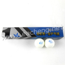 6x Palio 1 Star 40+ New Materials White Table Tennis Ball