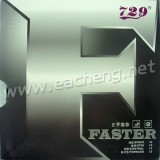 729 Faster F forehand black