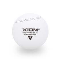 XIOM 3-Star 40+Table Tennis Balls