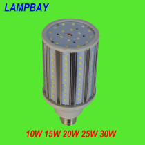LED Corn lights E27 base 10W 15W 20W 25W 30W 85-265V bulb 360 degree Aluminum Body