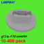 G13 Bi-pin to R17D (HO) Converter T8/T10/T12 LED Tube Light HO Lamp base Adapter