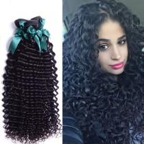 Fashion Brazilian Deep Curl Hair 300g