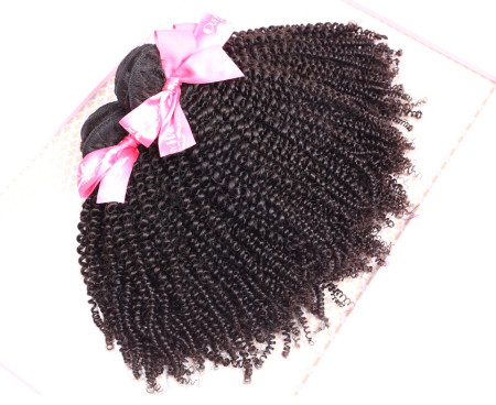 Beautiful Brazilian Kinky Curl Style 300g