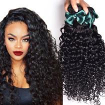 Beautiful Youth Peruvian Curly Virgin Hair 3pcs