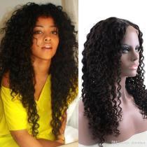 3Bundles Peruvian Virgin Hair Deep Curl 300g