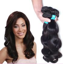 Hot Sale 3pcs Peruvian Virgin Hair Body Wave