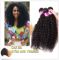 Most Popular Malaysian Kinky Curl Virgin Hair