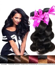 Long Lasting Indian Body Wave 300g