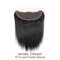 Brazilian Ear-to-Ear Virgin Silky Straight Lace Closure Hair