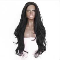Factory Wholesale Price Full Lace Wig Peruvian natural wave
