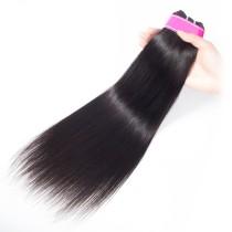 Indian Silky Straight Hair, 100% Virgin Human Hair