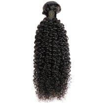Malaysian Kinky Curl Virgin Hair 100g