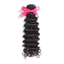 Popular Style Peruvian Deep Wave Hair 100g